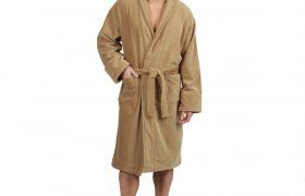 Mens Terry Cloth Robes Cotton