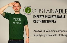 Organic cotton Clothing UK