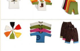 Organic cotton Toddler clothes