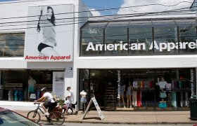 San Francisco American Apparel