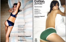 Sexiest American Apparel ads