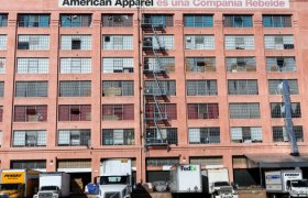 Where are American Apparel Clothes made?