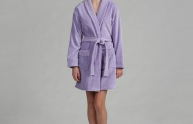 Womens Terry Cloth Robes 100 Cotton