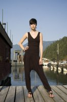 Versatile + friendly to the environment + lasting + Bamboo Clothing For residing in